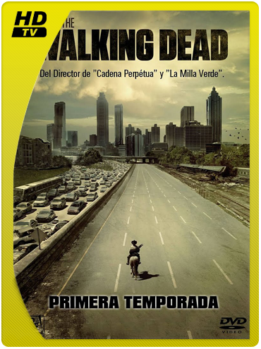 The Walking Dead Temporada 1 HD 720p Latino