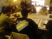 Plenario del Frente de Terciarios de La Cámpora de la Tercera Sección Electoral