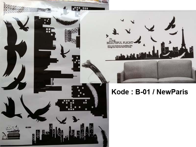 Sticker Wallpaper Dinding Lucu dan Murah | herpaprapanca