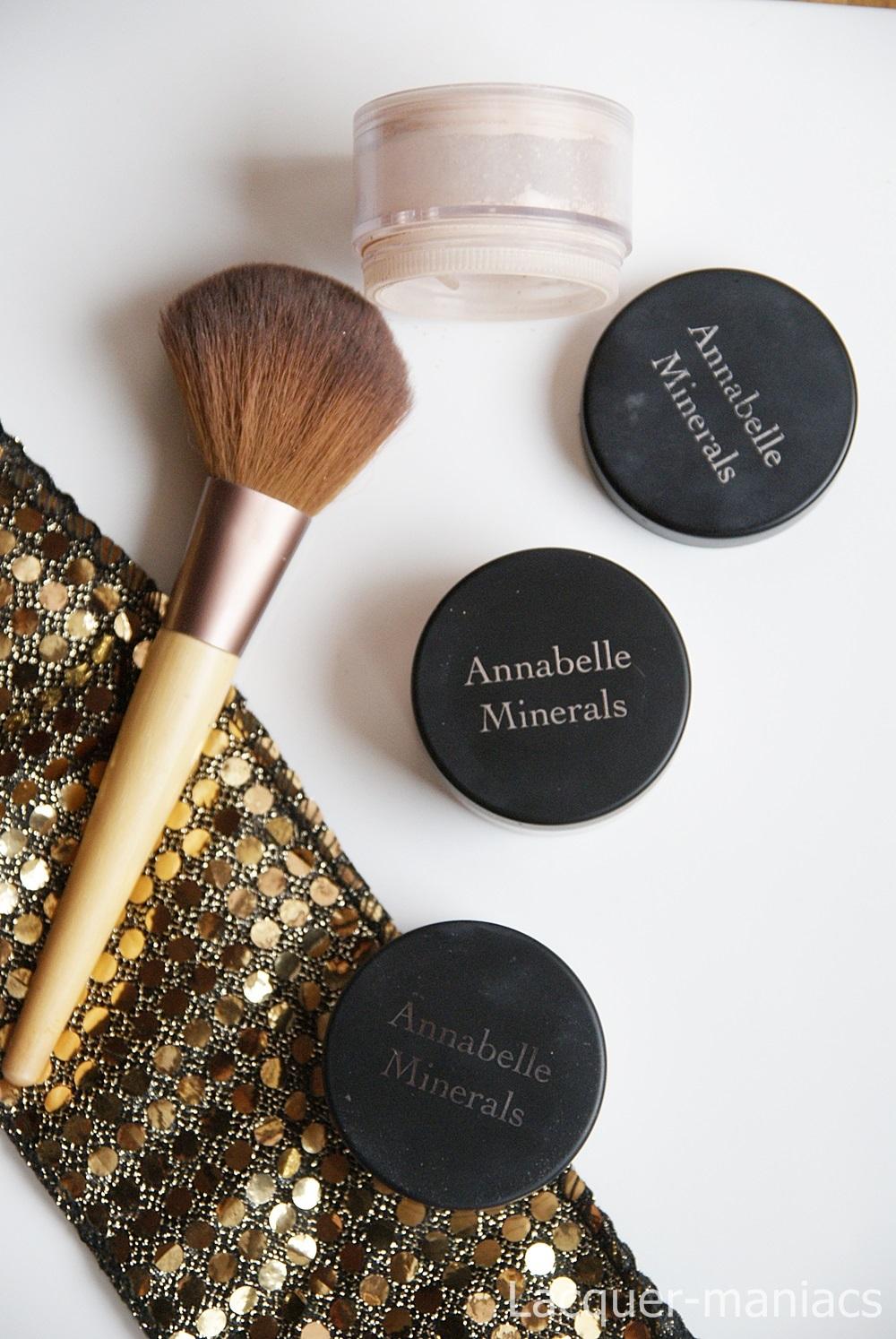 Nowości od Annabelle Minerals - pudry wykończeniowe - czy są tak samo dobre jak podkłady marki?