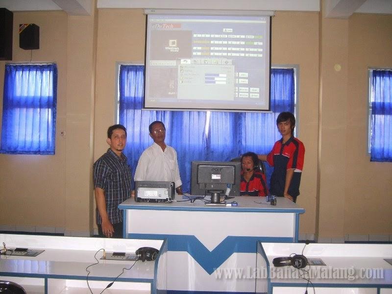 lab bahasa multimedia - multi education