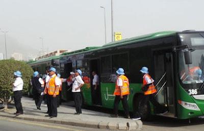 Pengawas transportasi