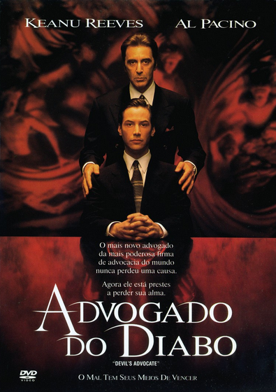 Filme Advogado Do Diabo Dublado AVI DVDRip
