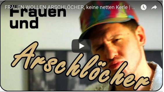 FRAUEN WOLLEN ARSCHLÖCHER, keine netten Kerle | ChrissKiss