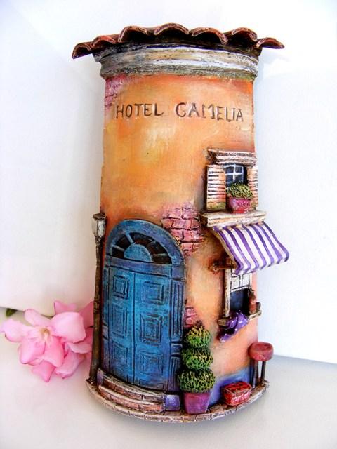 ECOPINTURAS FERNANDEZ: Tejas Decorativas