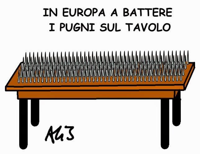 vignetta europa