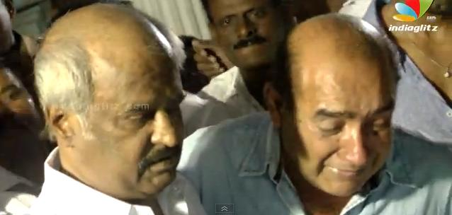 Final Funeral – Full Footage From Majula's House,Whole Tamil Cinema Industry condolences to Manjula Vijaykumar's death