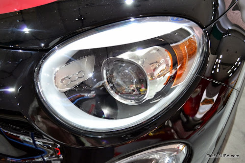 Fiat 500X Bi-Halogen Headlight