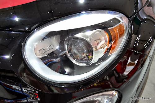 Fiat 500X Bi-Halogen Headlight