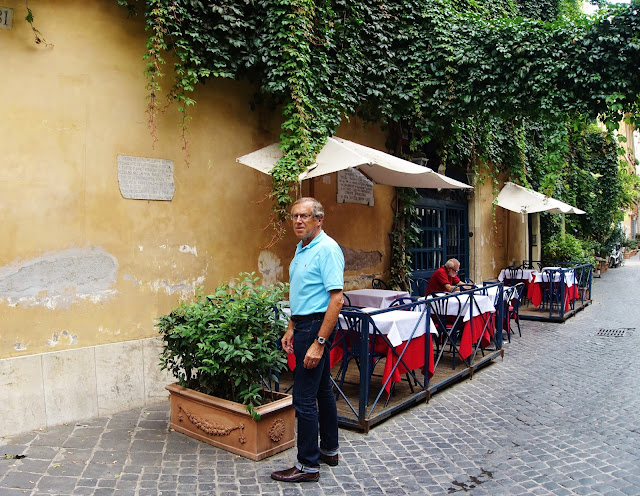 Rome, Osteria Margutta