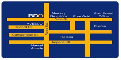 Banco de Oro BDO Aurora Blvd. Anonas Quezon City Metro Manila Philippines