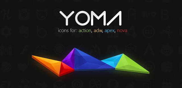 Download Yoma (apex, nova, adw icons) v1.2.1 Apk Full