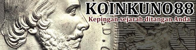KOINKUNO88 - Kepingan sejarah ditangan Anda!  | Koin Kuno | Koin Gulden |