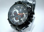 Jam Tangan Tag Heuer Carrera Full Black Steel