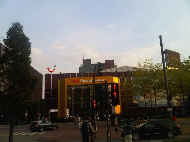 Hamburg - TUI-Operettenhaus - St. Pauli