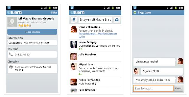 Descargar Tuenti para Android Gratis