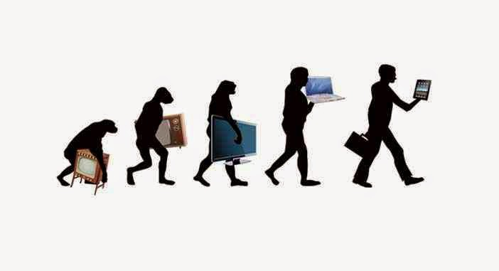 evolution of communication When it comes to communication via technology, it has become far too easy to  misinterpret one another what does our future hold.