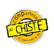 a marca da COMPANHIA DO CHISTE