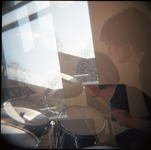 Rafer Drumming