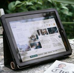 Veho Pepple iPad Folio 1