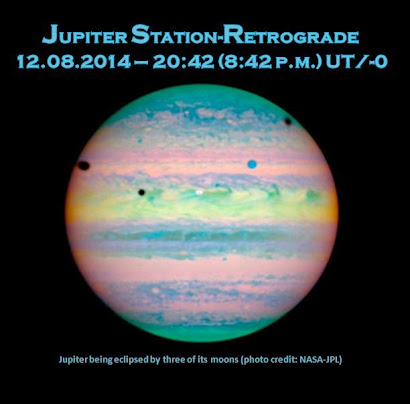Station Notice - Jupiter