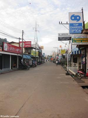 Saladan, Koh Lanta main street