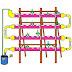 Cara Membuat Rak Hidroponik Pipa Sistem DFT-NFT Modifikasi