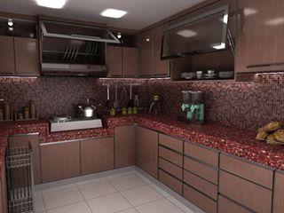 Tidak di kenakan biaya alias free 3 negosiasi harga for Biaya kitchen set