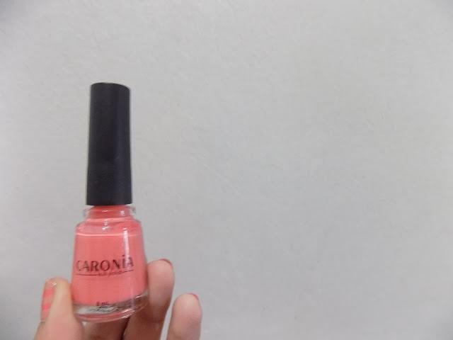 caronia nail polish