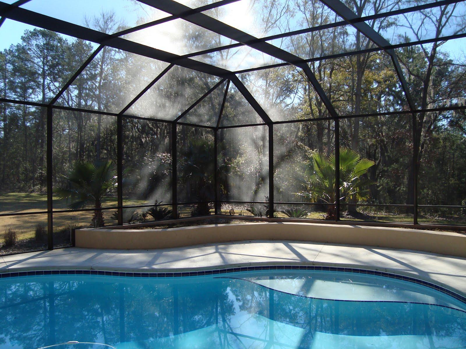 Pool enclosures usa thomasville georgia pool enclosures for Pool enclosures prices