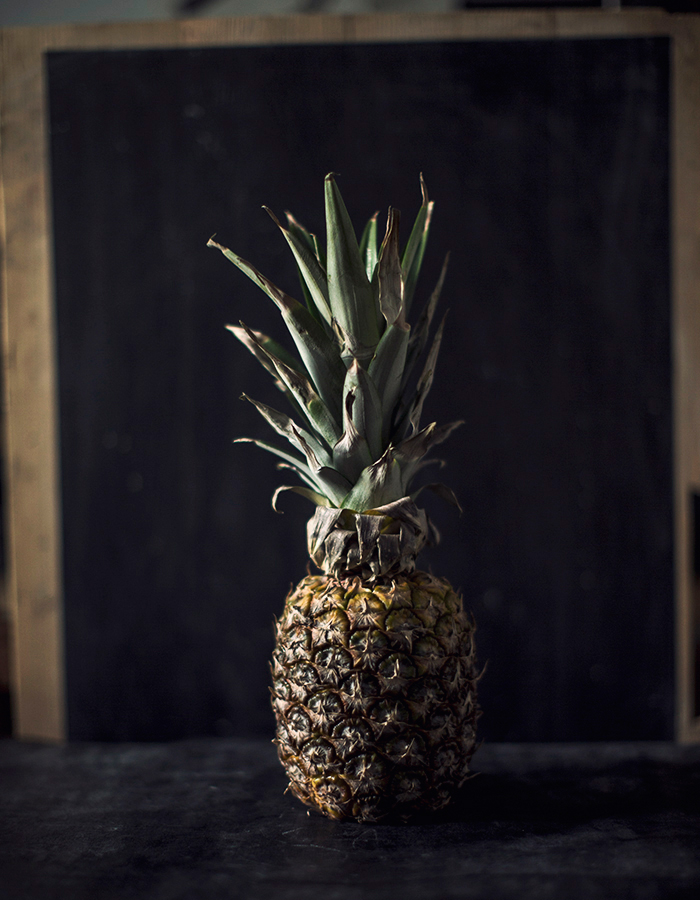 pineapple photo by Kreetta Järvenpää blog: www.gretchengretchen.com