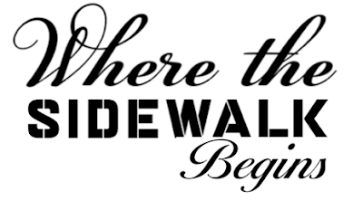 Where the Sidewalk Begins