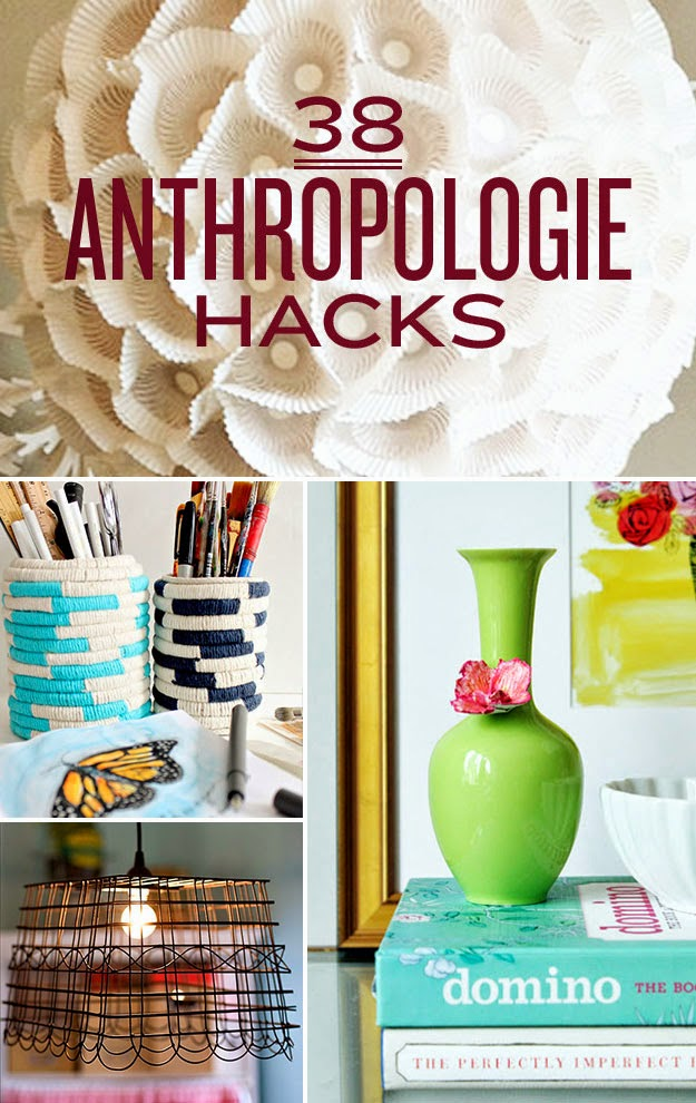 39 anthropologie hacks diy craft projects for Anthropologie store decoration ideas