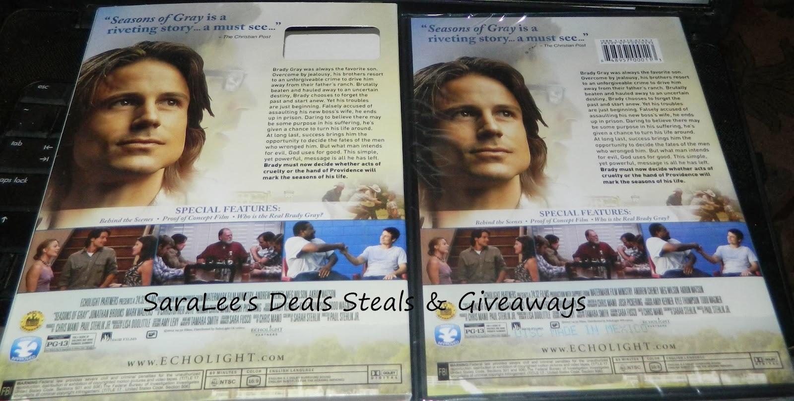 Seasons of Gray DVD