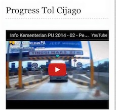 VIDEO - TOL CIGAJO