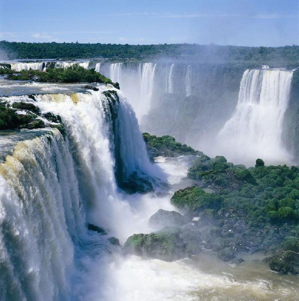 Os lugares mais lindos do Brasil