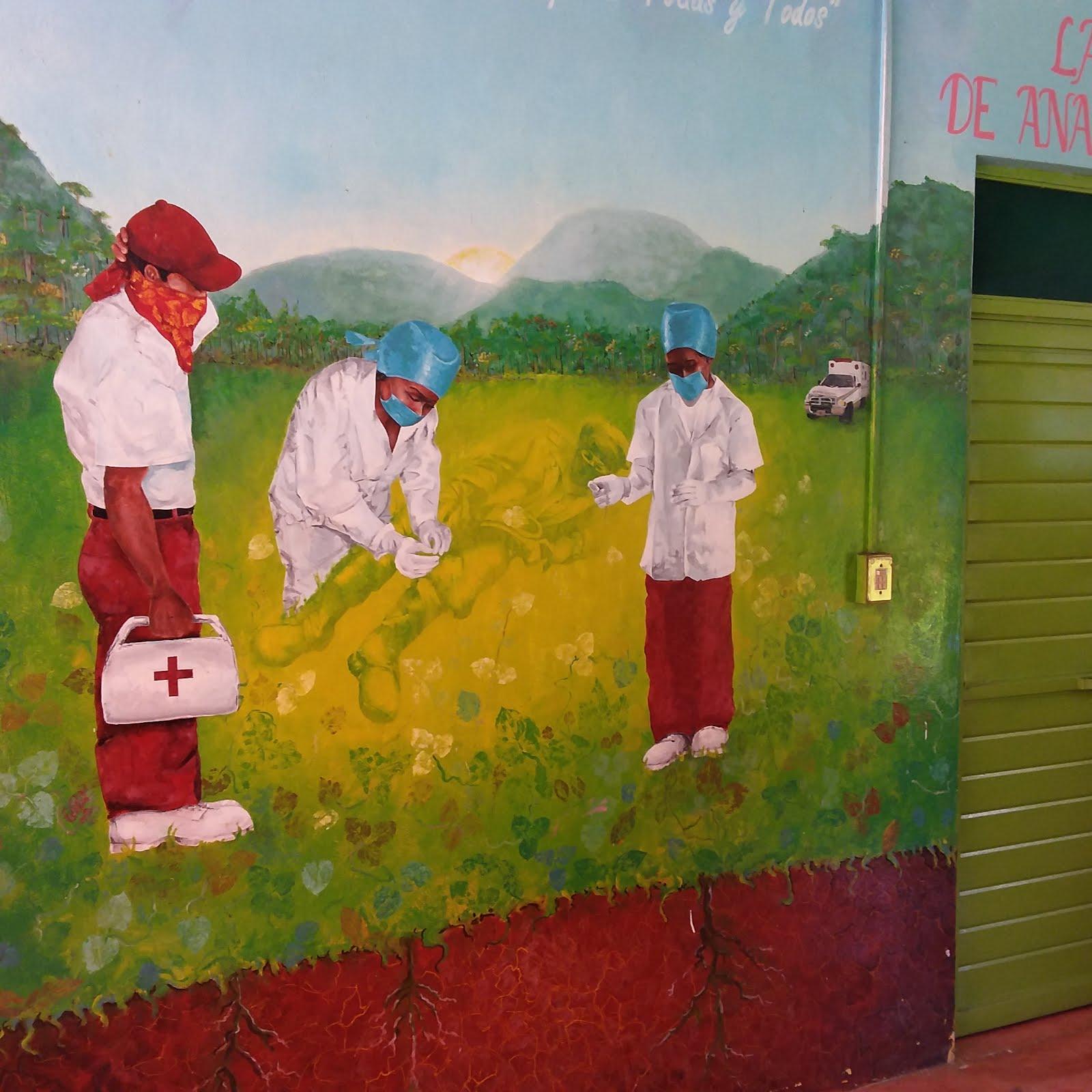 A sostegno della Salute Autonoma Zapatista