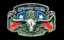 Explosion Texana