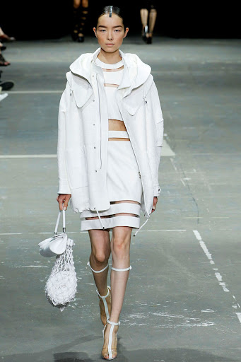 Alexander Wang Spring/Summer 2013 [Women's Collection]