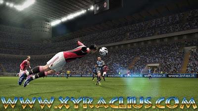 Pro Evolution Soccer (PESEdit.com) 2013 Patch 3.1
