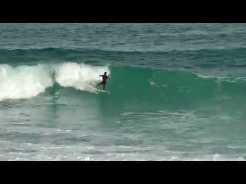 Sesion de surf 7 de Abril