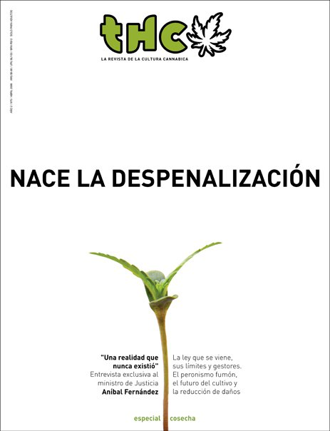 REVISTA THC Nº9 | DESPENALIZACIÓN