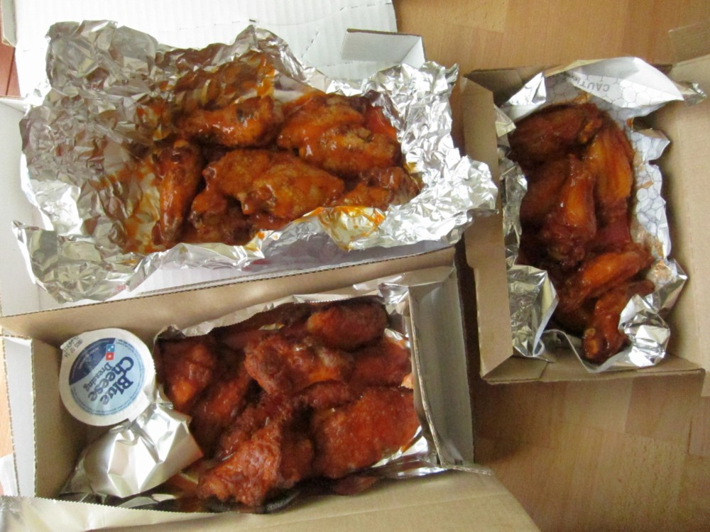 Dominos pizza coupons wings