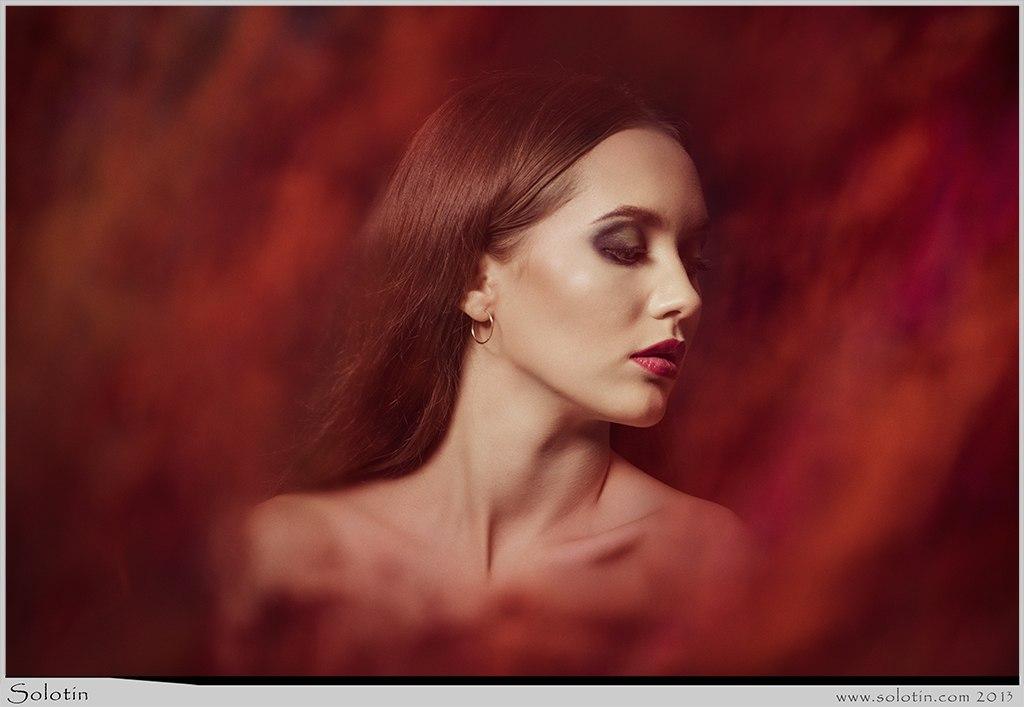 девушка, студия, Тамбов, фотосессия, фото, модель, смешанный свет, эффекты