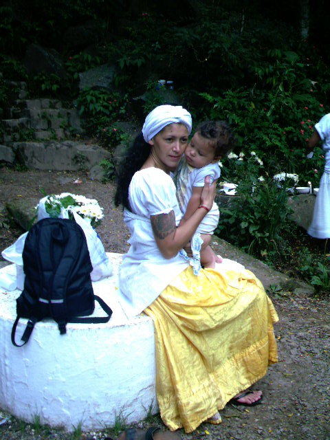Vânia e Robertinho