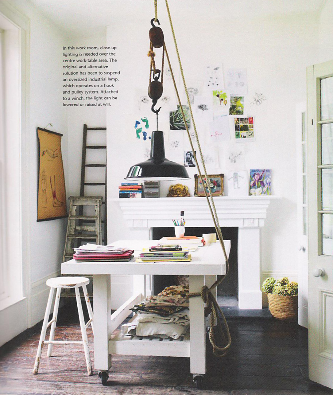 A Space of My Own: Inspirational Ideas for Home Offices, Craft Rooms ...