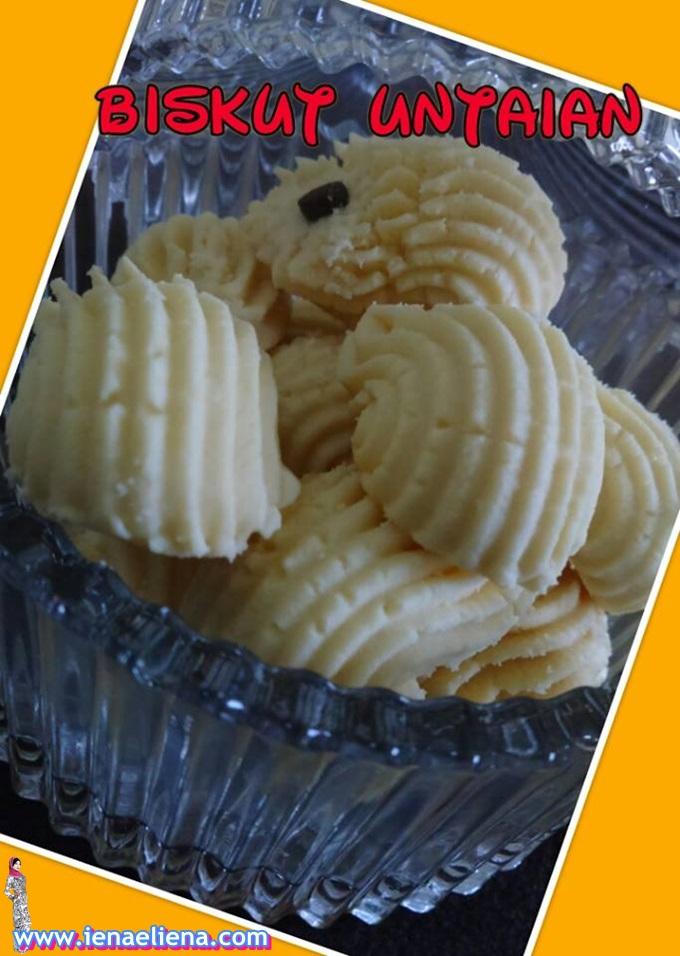 Homemade Biskut Untaian