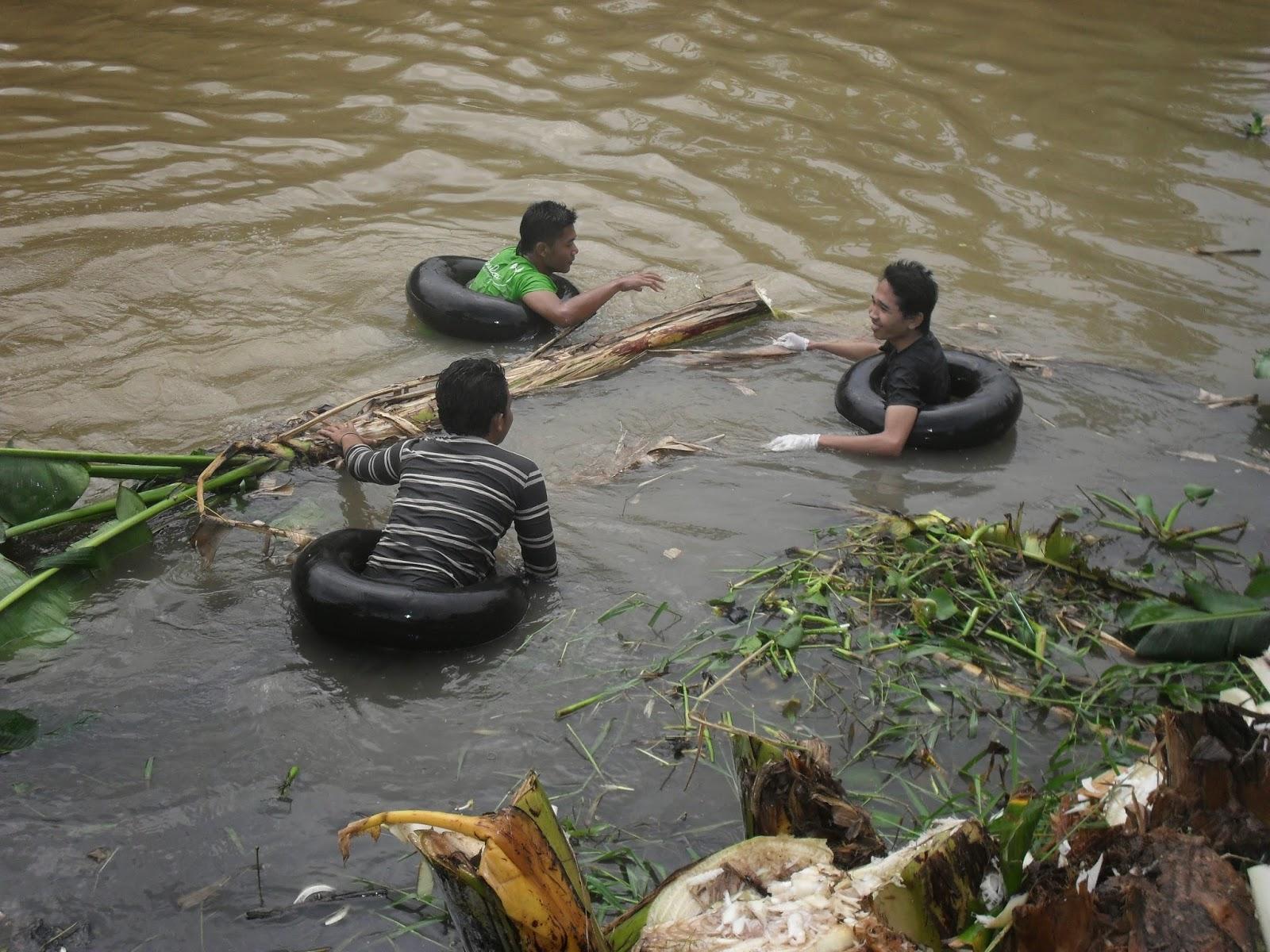 Bersihkan Sungai Setu, KPKL Libatkan Warga Untuk Kampanyekan Peduli Sungai