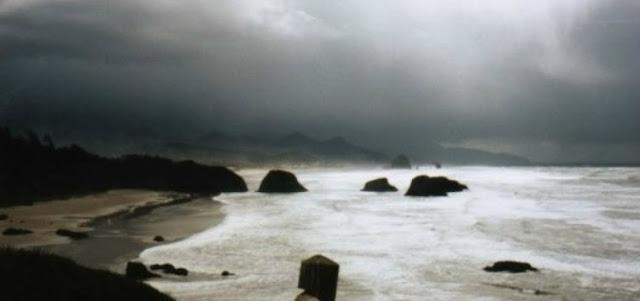 Mysterious Dumas Beach
