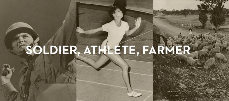 The proper attitudes - the devoted soldier, the disciplined athlete, and the diligent farmer